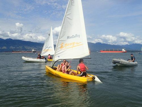 英語夏令營溫哥華活動